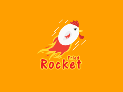 Fried ROCKET Food