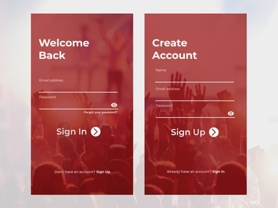 SIGN IN / SIGN UP