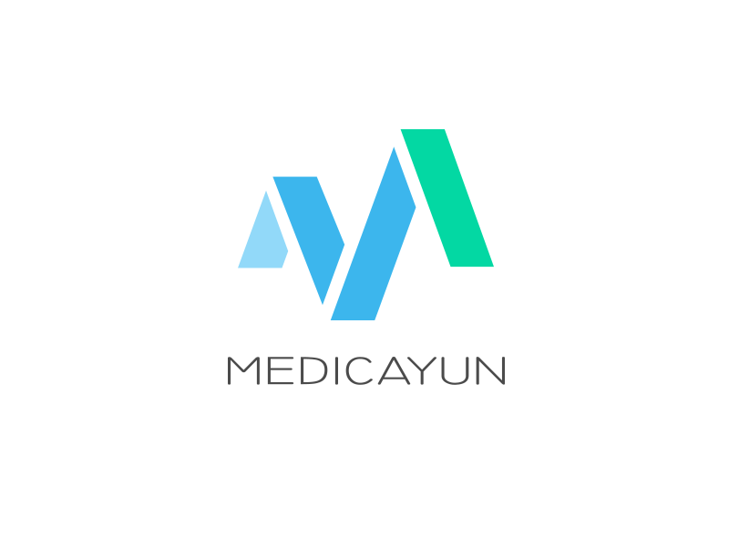 MedicaYun data medical logo
