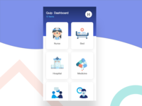 Mobile Dashboard | Quick App