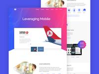 Mobven Web Site V2