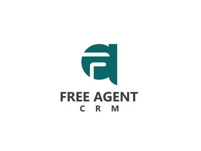 FreeAgent CRM Logo Design.