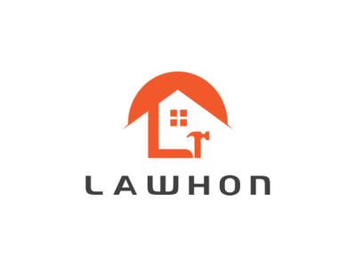 Lawhon Logo Design.