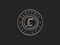 Electric pdr tools Logo Design