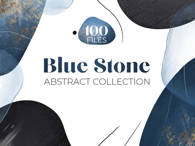 Blue abstract graphic collection graphic set set business abstract style abstract shapes shapes abstract design abstract art abstract blue print pantone blue and white blue