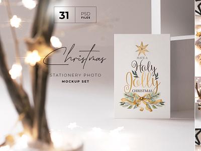 Christmas mockup invitation mockup stationary mockup stationery mockups stationery mockup scandinavian style psd mockup mockup design mockup psd christmas mockup christmas card christmas
