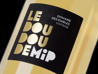Doudou de Mip Wine Label