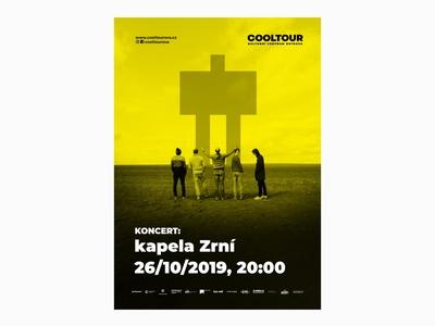 Koncert Zrní—COOLTOUR