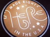 Made right here in the USA