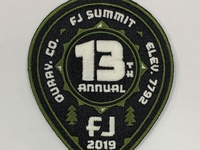 FJ Patch