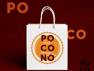 Pocono Food Blogger logo