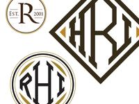 RHI Monograms