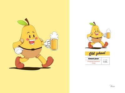 Pear character