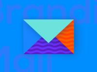 Branding Concept for mail app