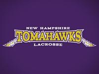 Tomahawks Wordmark