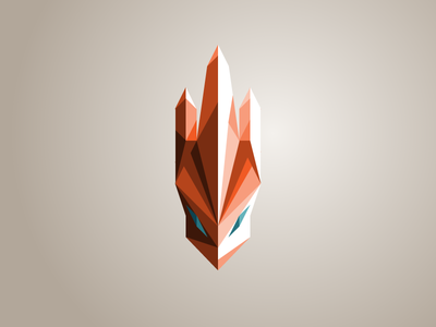 Low Poly MegaCharizard Y