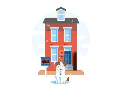 Winter Pupper