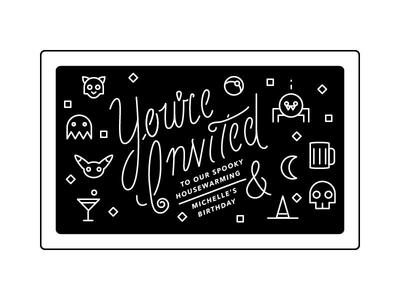 Housewarming Invite