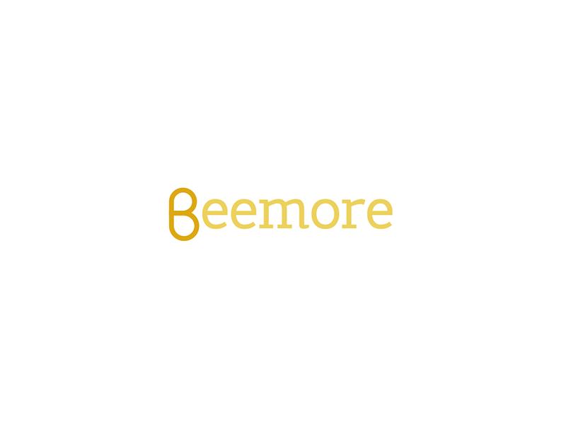 BeeMore Logo logo maryland bmore baltimore garden pollinator pollen bee
