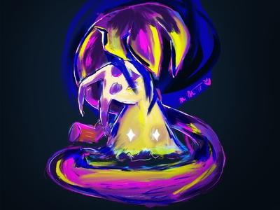 Spooky Mimikyu