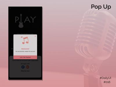Pop-Up / Overlay