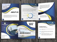 Booklet for Marine's company