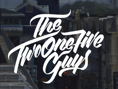 the Two One Five guys