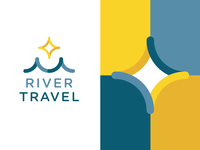 River Travel Logo
