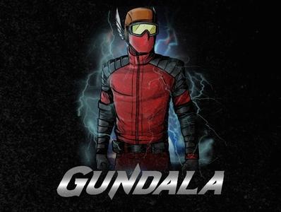 GUNDALA (Son of Thunder)