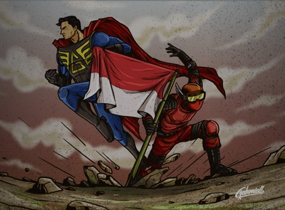 INDONESIAN SUPERHERO