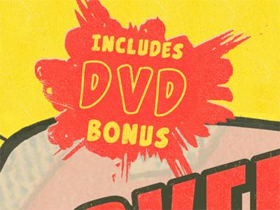 Includes DVD Bonus