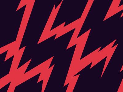Lightning Logo Detail lightning