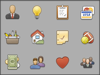 Task Categorie Icons