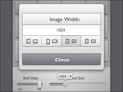 Reduce - Resize Mode reduce ios iphone ipad photo