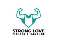 STRONG LOVE - Logo Design