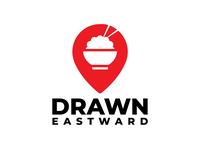 DRAWN EASTWARD - Logo Design