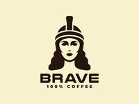 BRAVE - Logo Design