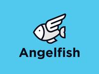 ANGELFISH - Logo Design