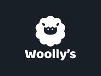 WOOLLY'S - Logo Design