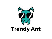 TRENDY ANT - Logo Design