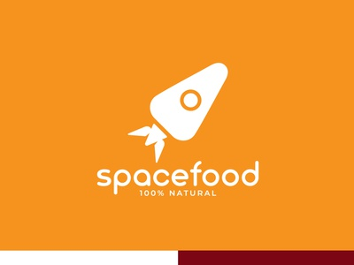 SPACEFOOD - Logo Design
