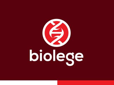 BIOLEGE - Logo Design