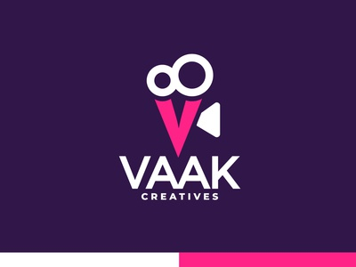 VAAK CREATIVES - Logo Design
