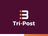 TRI-POST - Logo Design