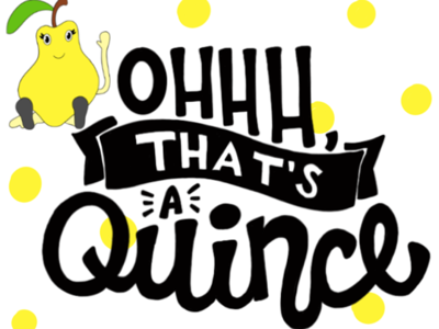 Oh, that's a quince