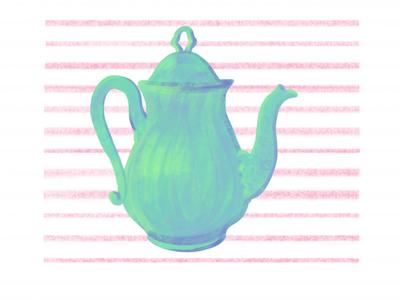 Teapot#1
