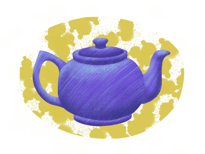 Teapot#2