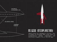 The Interplanetary Rocketliner