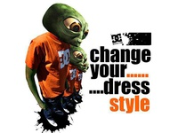 Change your dress style