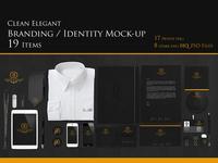 Branding / Identity Mock up brochure business card cd holder corporate envelop etterhead logo mock up mock-up shirt stationary ipad mini iphone